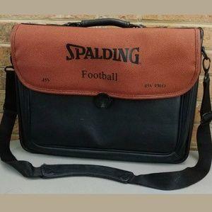 Spalding Football Laptop Bag